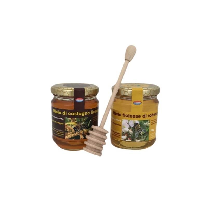 Honig-Spezialität im Duopack a je 250 gr.