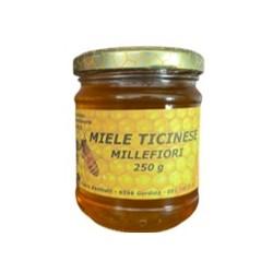 Tessiner Blütenhonig (Millefiori)  250 gr.