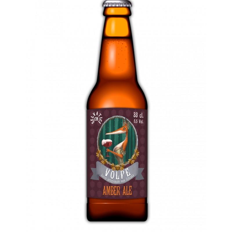 Brauerei Selvatici La Volpe Amber Ale